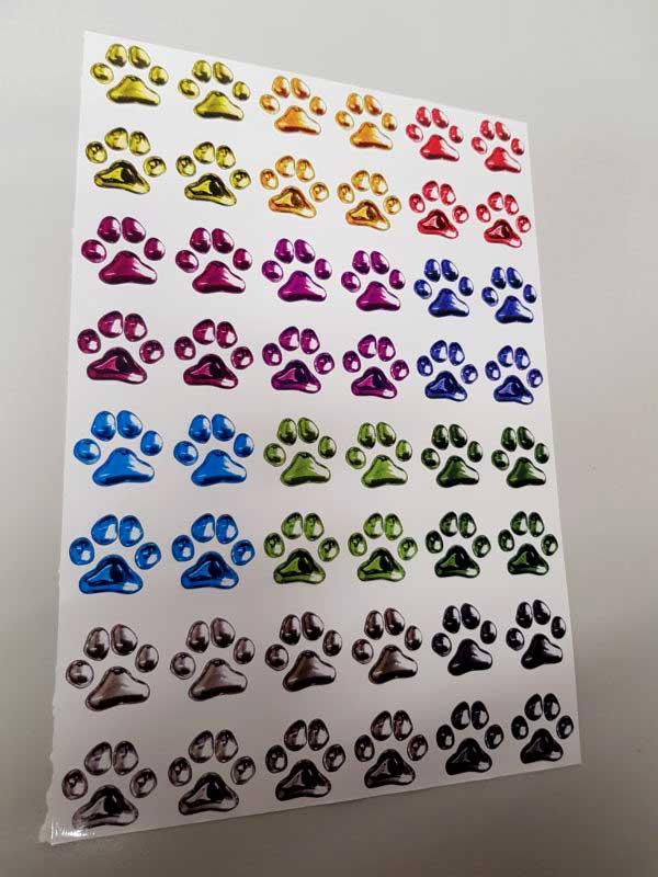 j cut aufkleber gallerie farbige hunde katzen pfoten 1 - j-cut-aufkleber-gallerie-farbige-hunde-katzen-pfoten-1