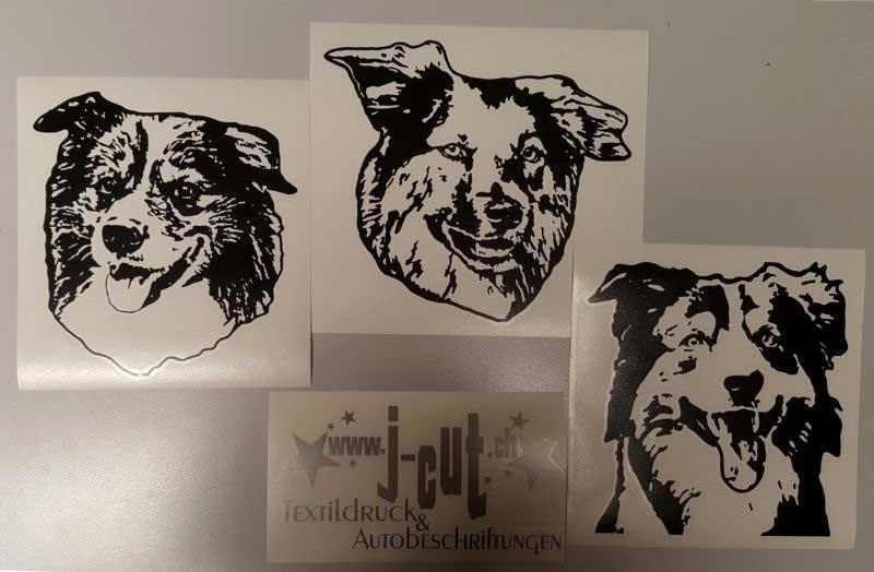 j cut aufkleber gallerie fotoumwandlung hunde 1 - j-cut-aufkleber-gallerie-fotoumwandlung-hunde-1